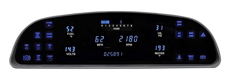 1994 96 Chevy Caprice Digital Instrument System