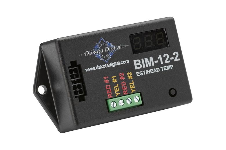 EGT, Head Temperature Module