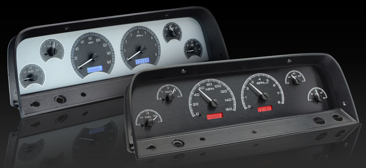 1964- 66 Chevy Pickup VHX Instruments