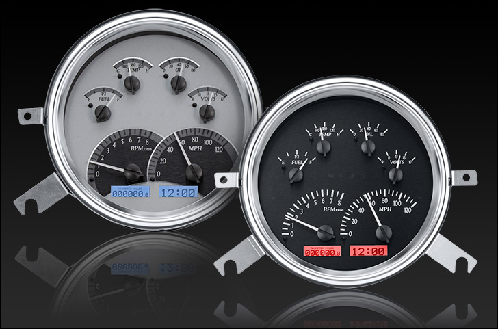 1949-50 Chevy Car VHX Instruments