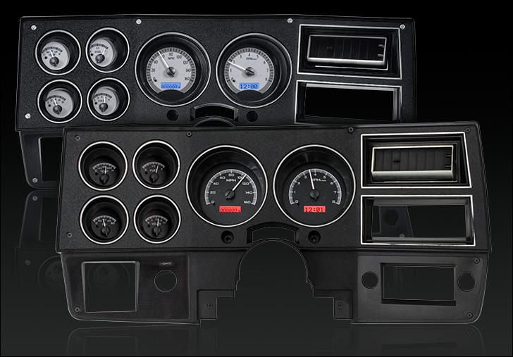 1973- 87 Chevy/GMC Pickup VHX Instruments