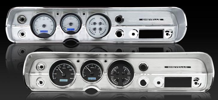 1964- 65 Chevy Chevelle/ El Camino VHX Instruments