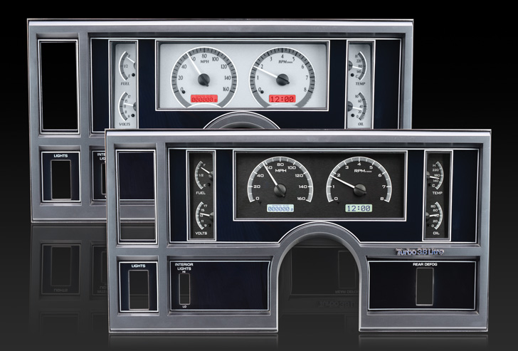1984- 87 Buick Regal and Grand National VHX Instruments