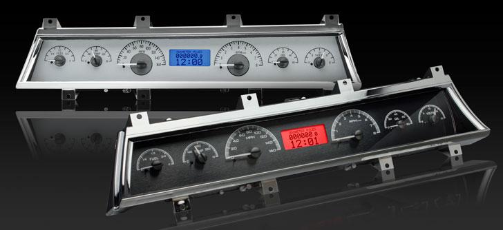 1966- 67 Chevy Chevelle/El Camino VHX Instruments