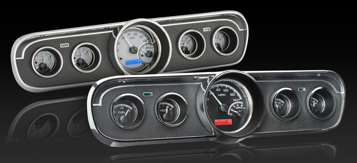 1965-66 Ford Mustang VHX Instruments