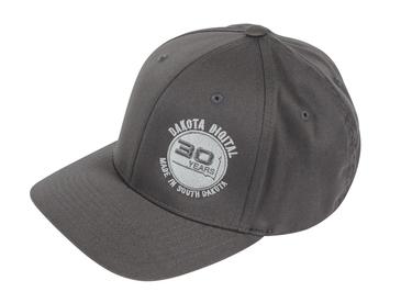 30th Anniversary Dakota Digital Flex-Fit, Structured Hat