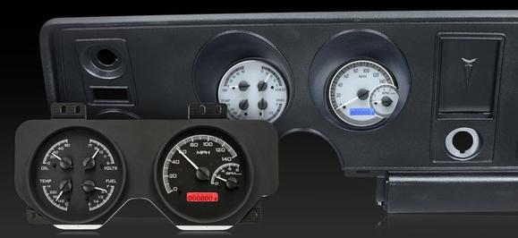 1969 Pontiac Firebird VHX Instruments