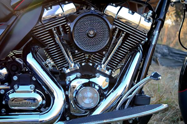 Dakota Digital Harley Trike