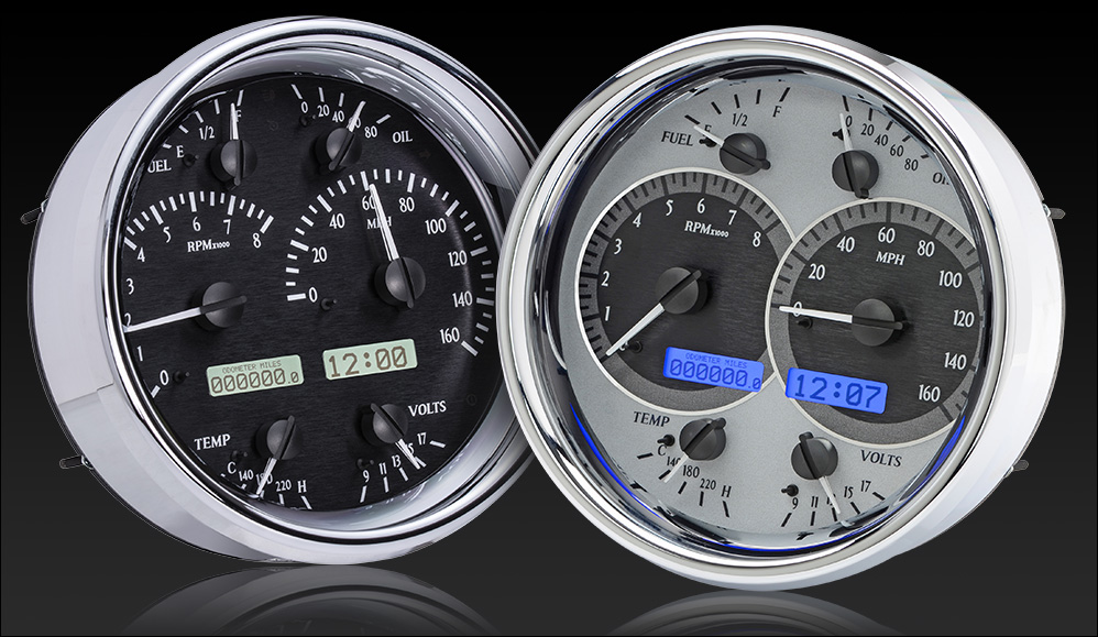 Custom Digital Gauge Cluster : Learn me help find gauges for my buggy grassroots
