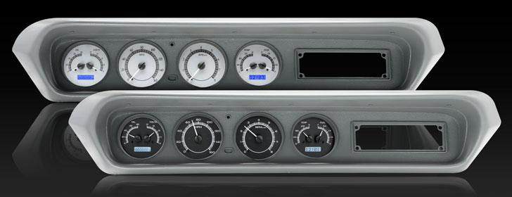 1964- 67 Pontiac GTO/ LeMans/ Tempest VHX Instruments