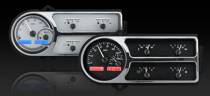 1948-50 Ford Truck VHX Instruments
