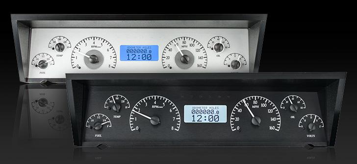 1977- 90 Chevy Impala/ Caprice & 1984- 86 Pontiac Parisienne VHX Instruments