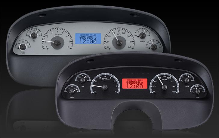 1994- 96 Chevy Caprice/ Impala SS VHX Instruments