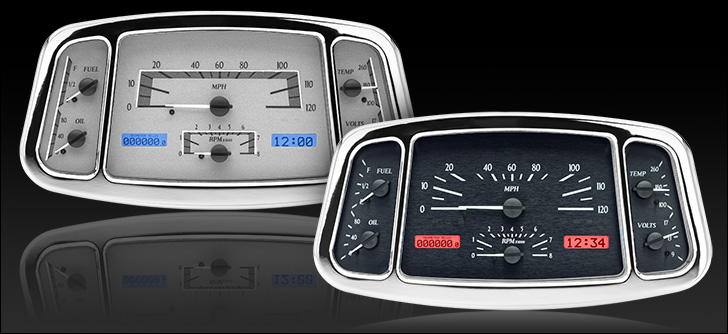 1933- 34 Ford Car VHX Instruments