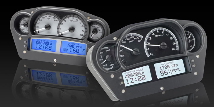 "VHX-1100: Universal 6"" x 10.75"" Competition, Analog VHX Instrument"