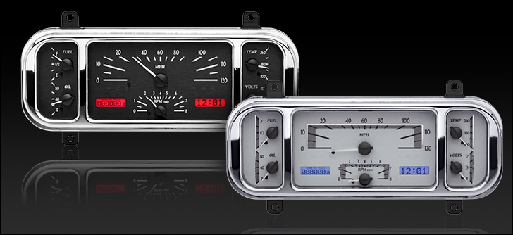 1937-38 Chevy Car VHX Instruments