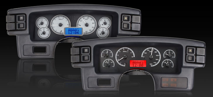1987- 89 Ford Mustang VHX Instruments