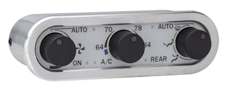Three-Knob Digital Climate Controller for Vintage Air Gen IV