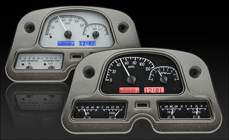 1962- 84 Toyota FJ40 VHX Instruments