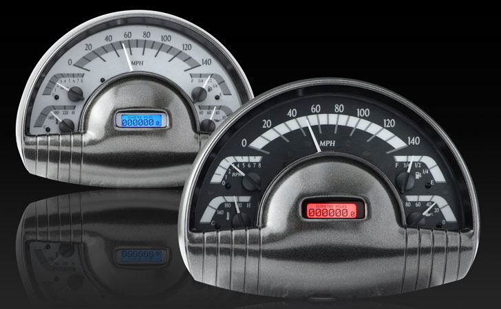 1949- 50 Oldsmobile VHX Instruments