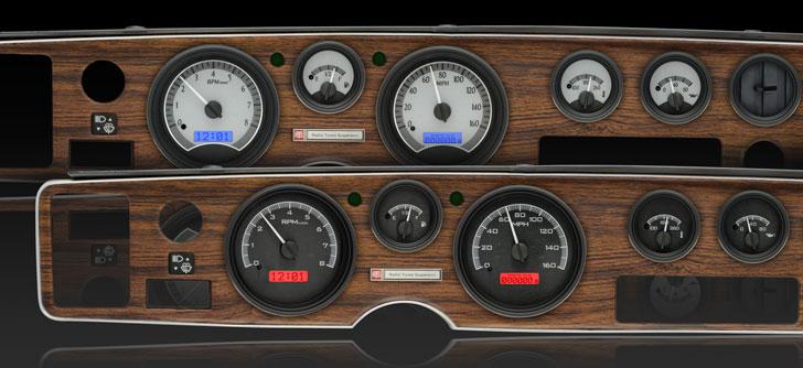 1970- 81 Pontiac Firebird and Trans Am VHX Instruments