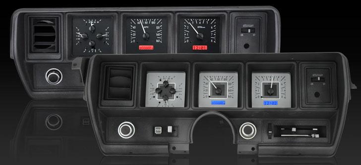 1970- 72 Buick Skylark VHX Instruments