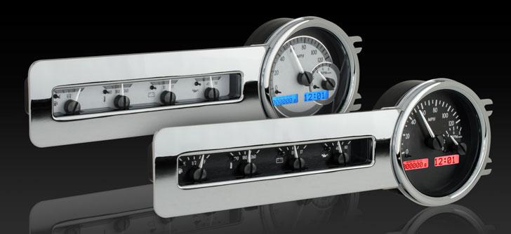 1941- 48 Chevy Car VHX Instruments