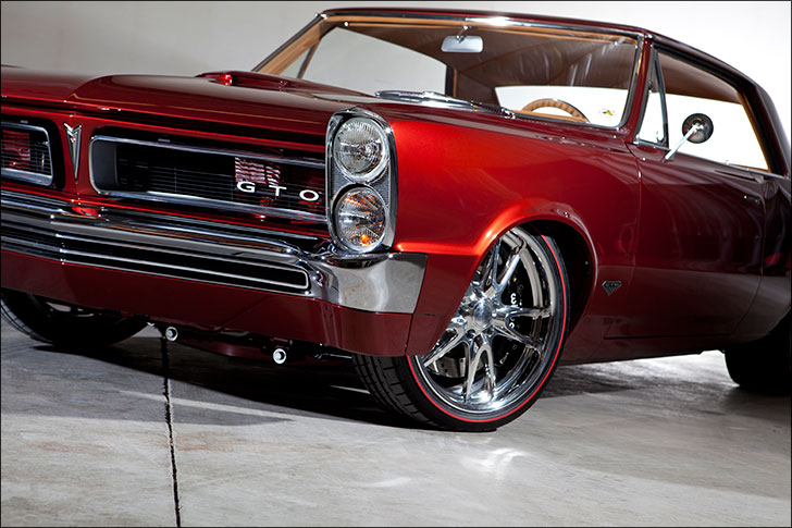 Kindig-It Designs 1965 GTO
