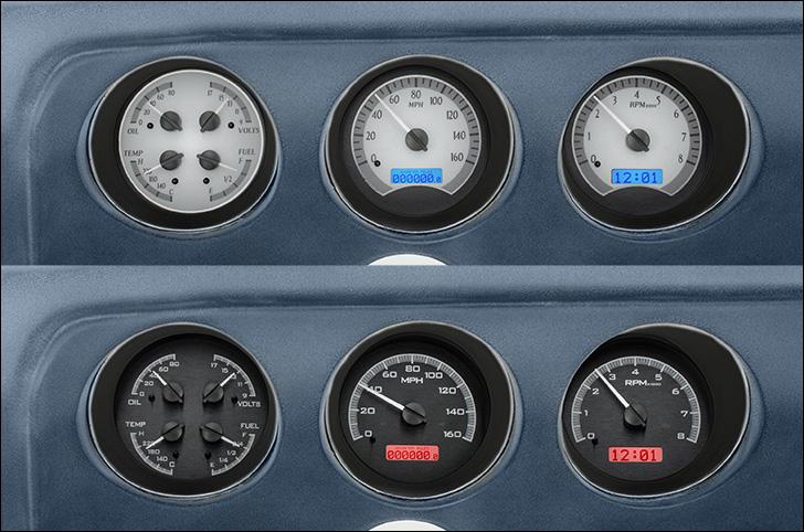 1969 Pontiac GTO/ Le Mans VHX Instruments