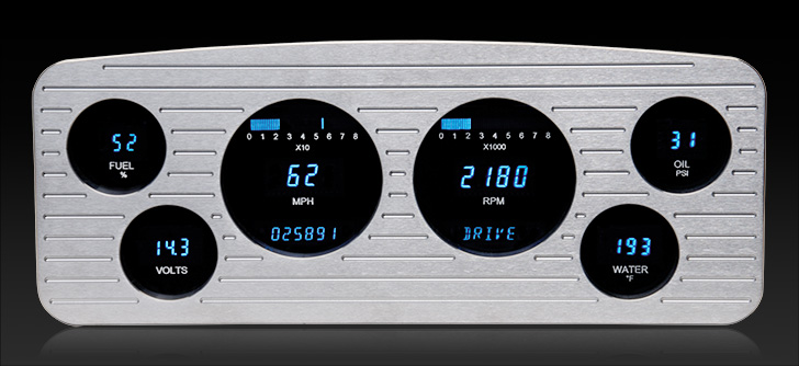1935 Chevy Master/1936 Chevy Digital Instrument System
