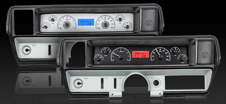 1968- 69 Buick Skylark VHX Instruments
