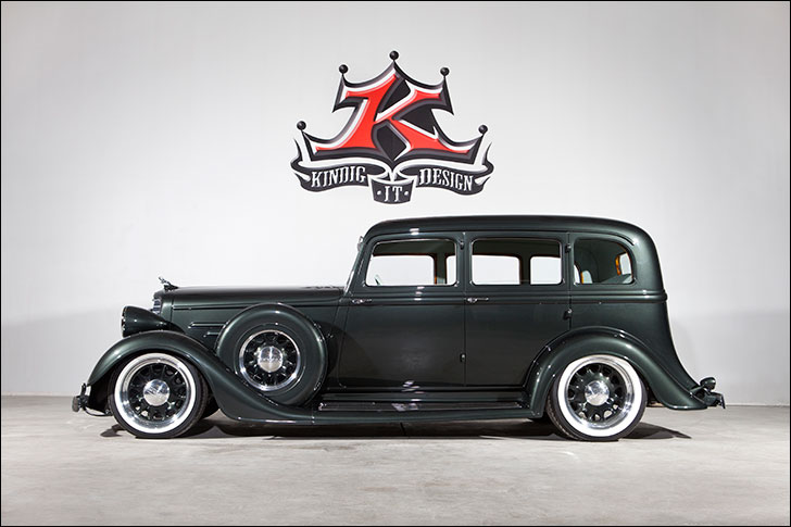 Kindig-It 1934 Dodge