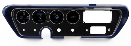 64-67 Pontiac GTO w/ Clock