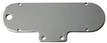 101073-C Chrome Backplate for HLY-5000X