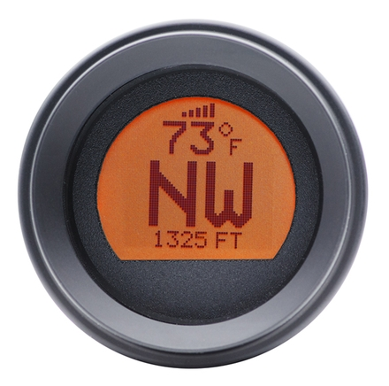 Motorcycle Outside Temperature Gauge