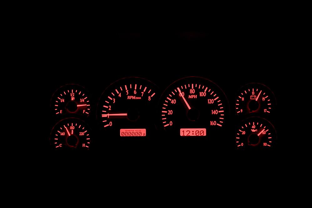 1993 chevy transmission speedometer