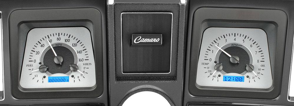 1969 camaro vhx instruments. Black Bedroom Furniture Sets. Home Design Ideas
