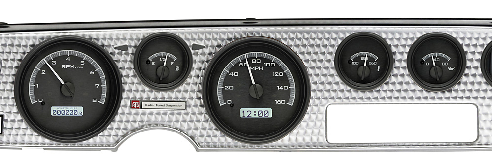 1970 81 pontiac firebird vhx instruments