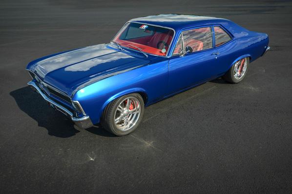 1971 Chevy Nova Power Tour 2013