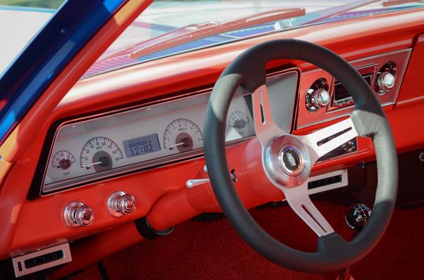 1966 Chevy Nova Pic2 Power Tour 2013