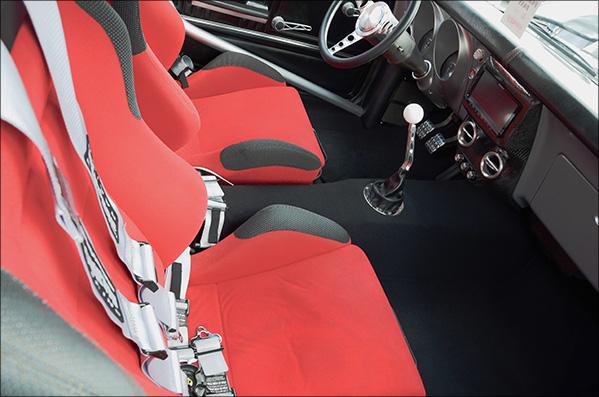 '67 Camaro Interior