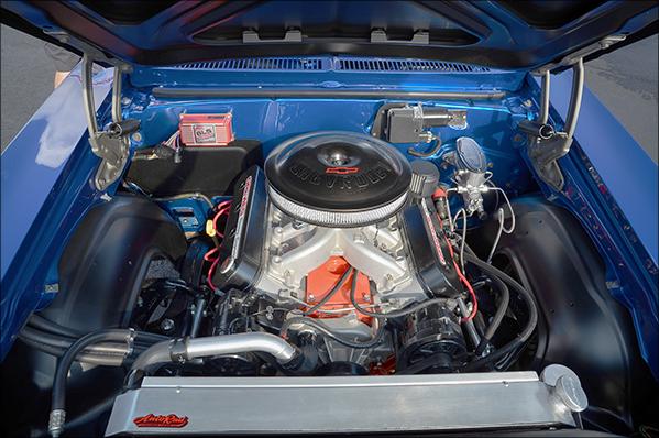 Iron Block 6.0L LS Engine