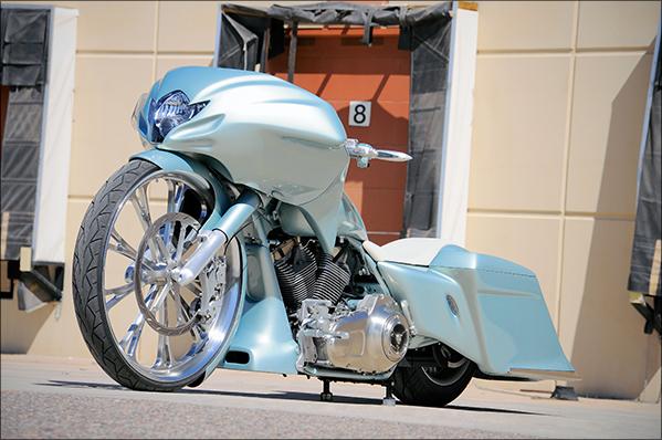 Stylin' Wheels
