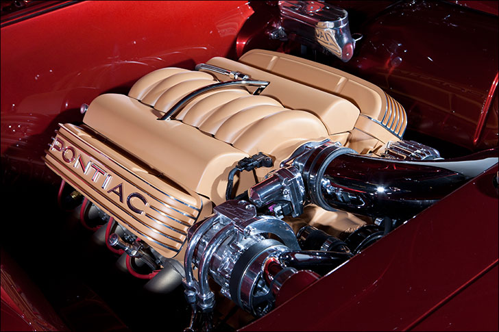 Kindig GTO Engine