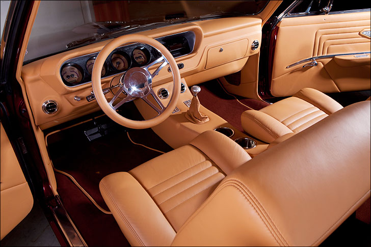 Kindig GTO Paint and Interior