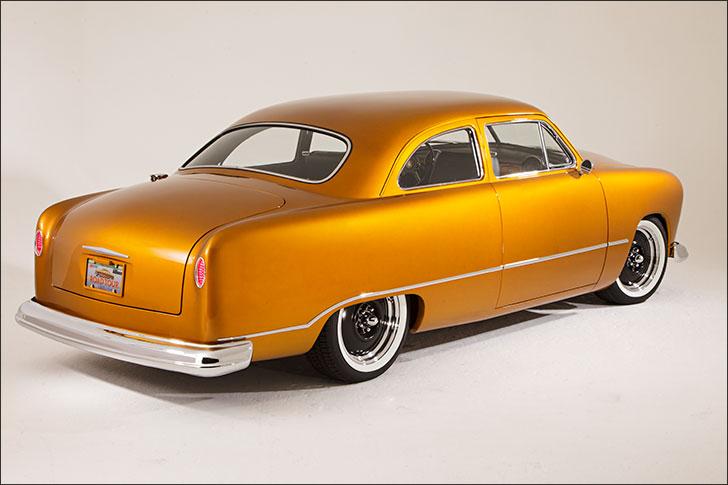 Street Rodder '51 Ford