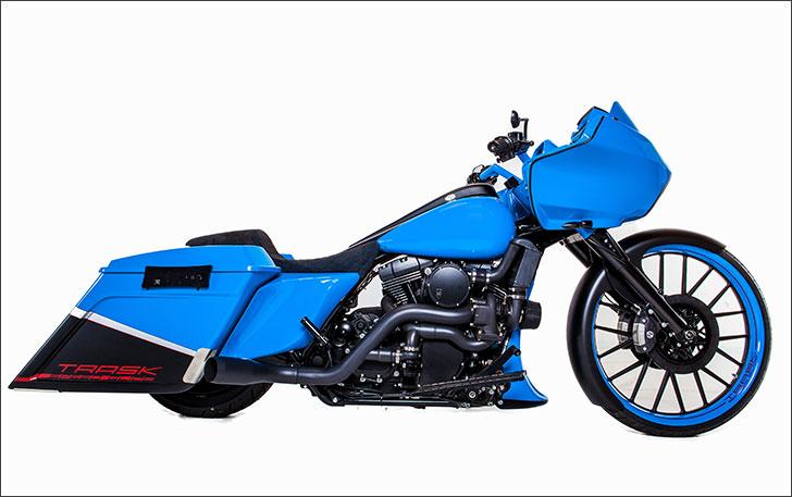 Trask Street Glide Horsepower