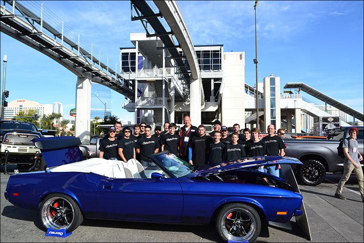 Dakota Digital Rebuilding Generations Mustang Builders Group