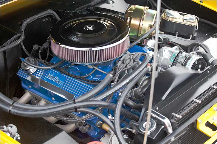 1969 Ford Bronco Engine