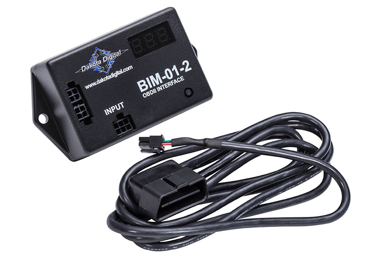 OBD-II / CAN Interface